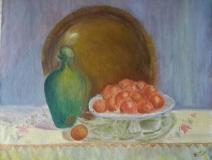 original still life painting by Navdeep Kular